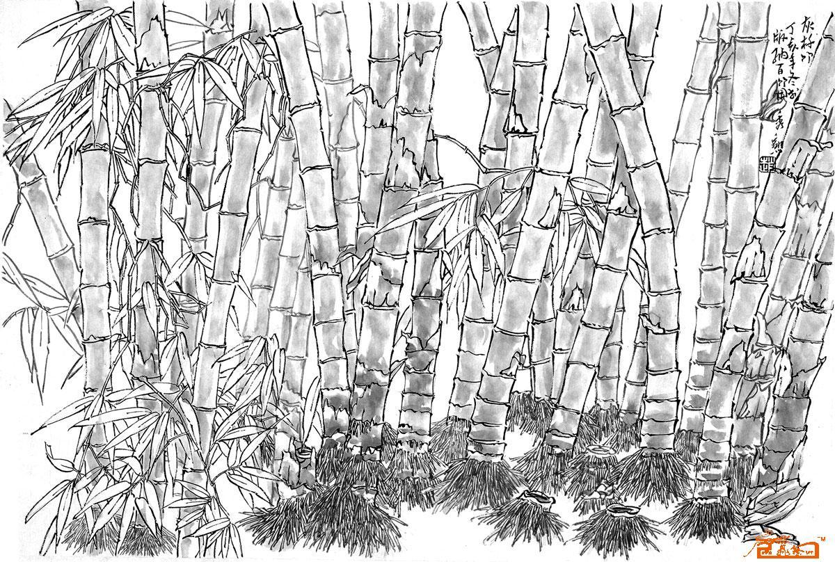竹 淘宝 名人字画 中国书画交易中心 中国书画销售中心 中国书画拍卖